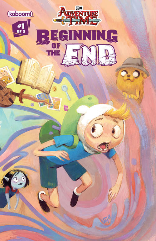 Adventure Time (Beginning of the End #1)