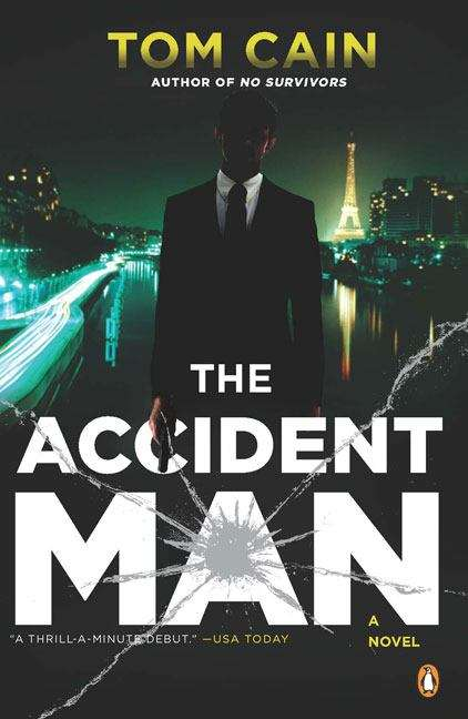 The Accident Man (Samuel Carver Series #1)
