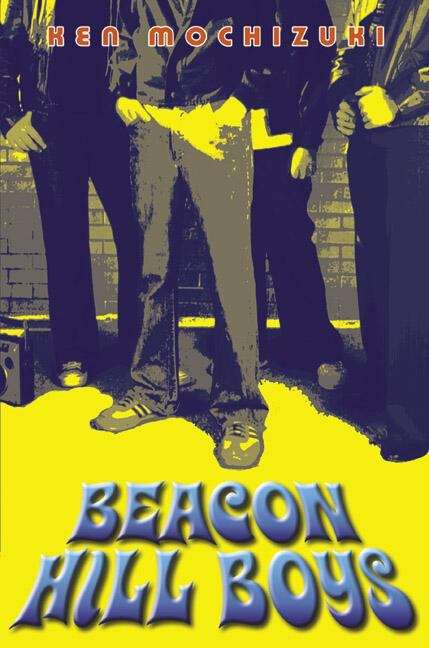 Collection sample book cover Beacon Hill Boys by Ken Mochizuki