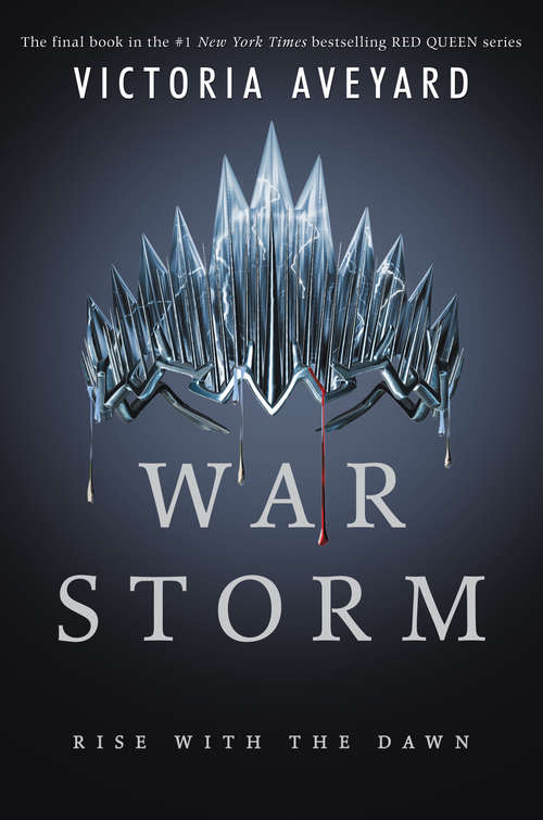 War Storm (Red Queen: 4)