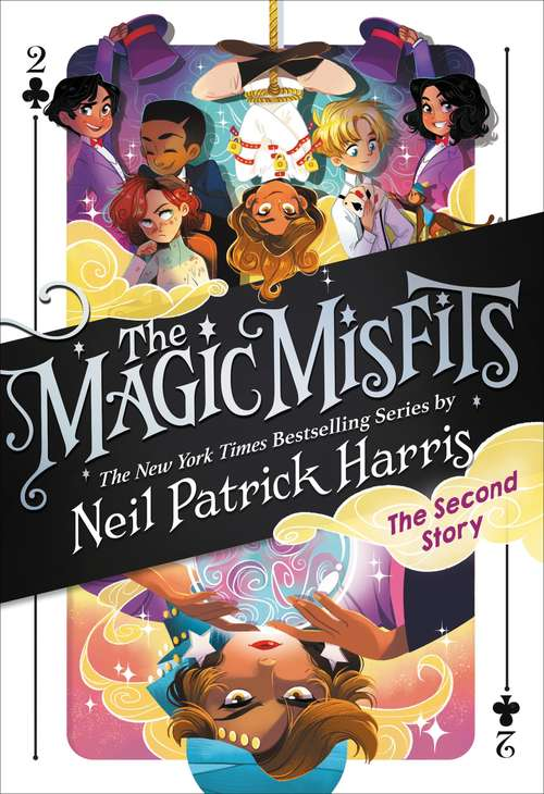 The Magic Misfits: The Second Story (The Magic Misfits #2)
