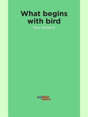 What begins with bird