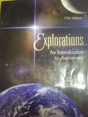 Explorations An Introduction to Astronomy 5th Edition