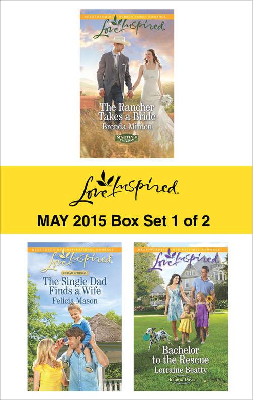 Love Inspired May 2015 - Box Set 1 of 2