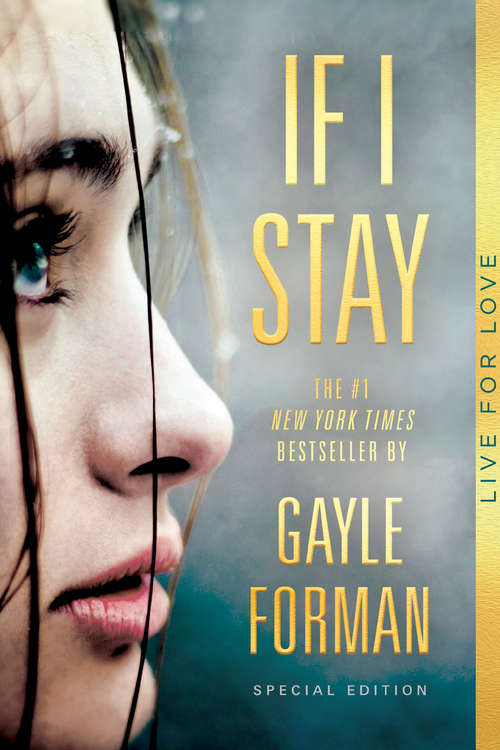 passages in if i stay by