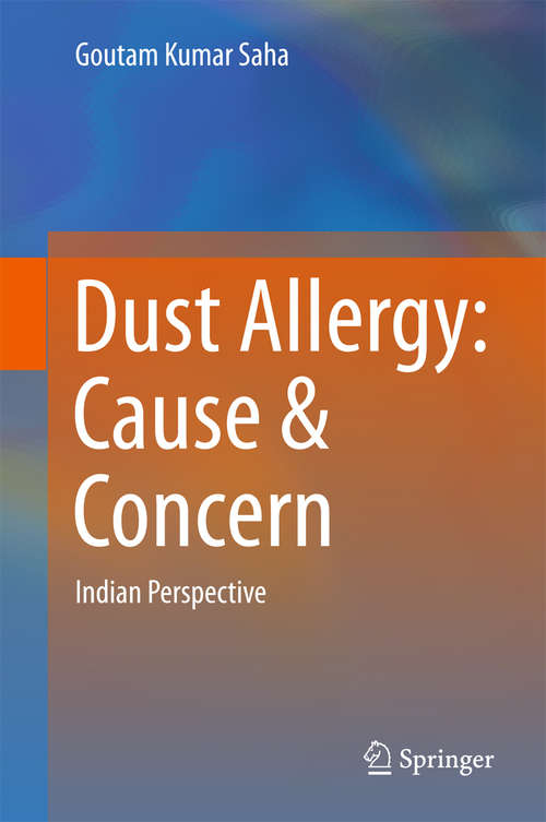 Dust Allergy: Cause & Concern