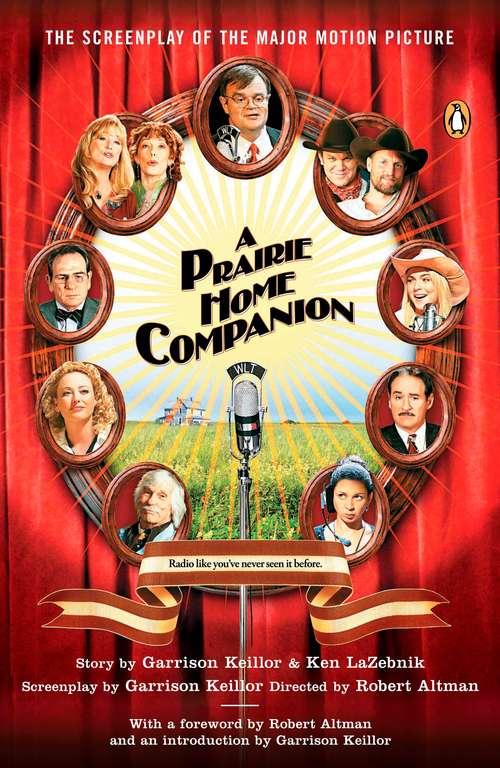 Prairie Home Companion, A (movie tie-in)
