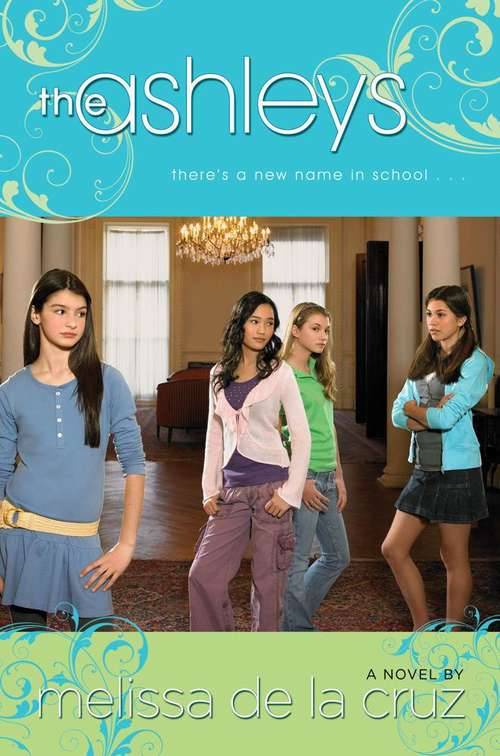 There's a New Name in School (The Ashleys #1)