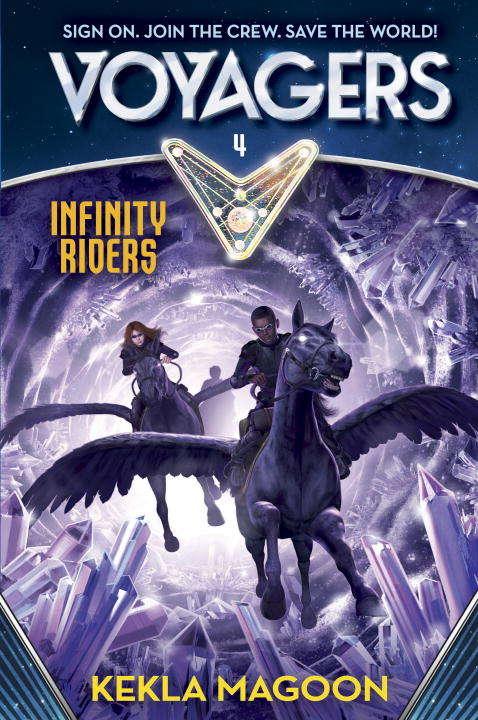 Voyagers: Infinity Riders (Medieval Mysteries #4)