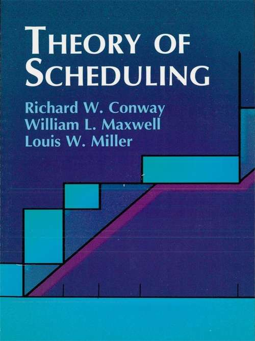 Theory of Scheduling