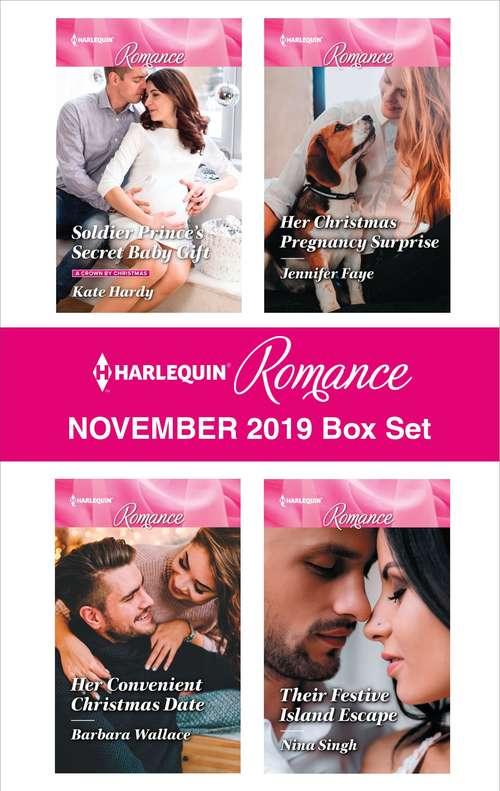Harlequin Romance November 2019 Box Set