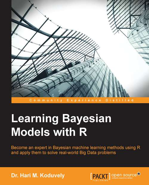 Learning Bayesian Models with R