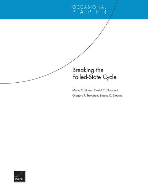 Breaking the Failed-State Cycle