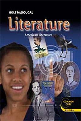 Holt McDougal Literature | Bookshare