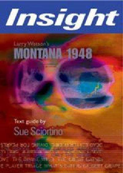 Larry Watson's Montana 1948: Insight Text Guide (Insight text guide)