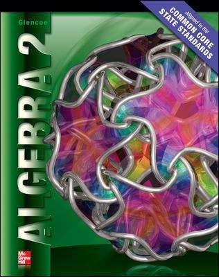 Algebra 2 Common Core State Standards edition