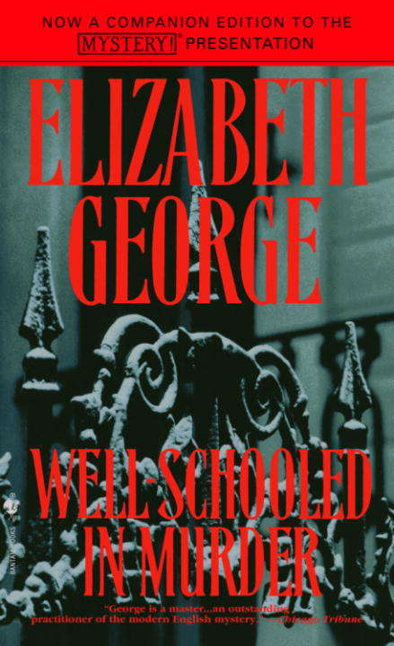 Well-Schooled in Murder (Inspector Lynley #3)
