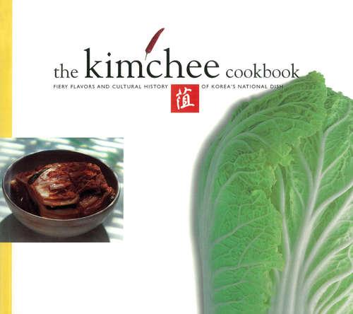Kimchee Cookbook