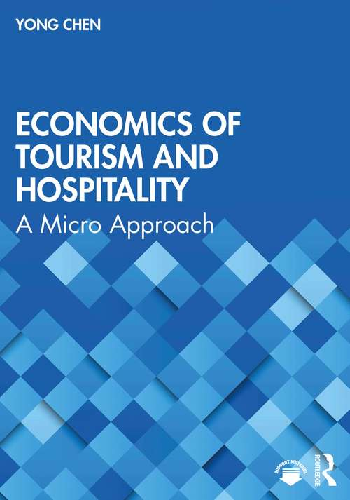 Economics of Tourism and Hospitality: A Micro Approach