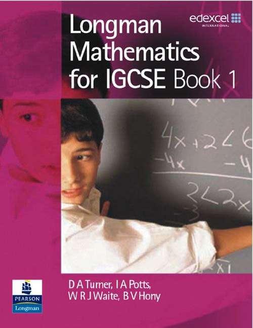 Longman Mathematics for IGCSE | UK education collection