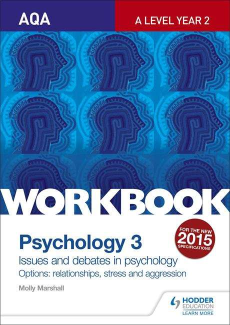AQA Psychology for A Level Workbook 3 (PDF) | UK education