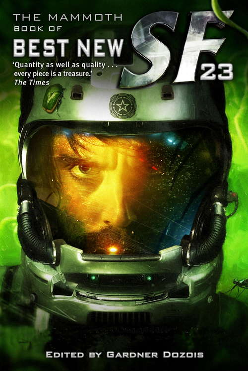 The Mammoth Book of Best New SF 23 (Mammoth Books #242)