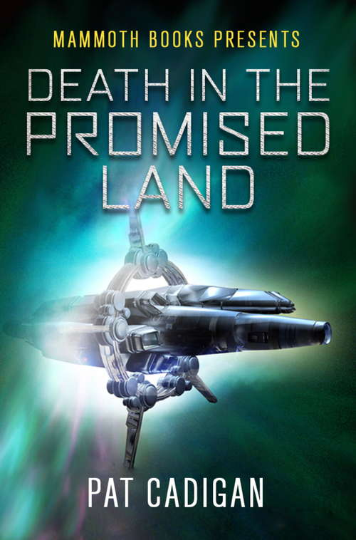 Mammoth Books presents Death in the Promised Land (Mammoth Books #201)