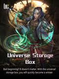 Universe Storage Box: Volume 8 (Volume 8 #8)
