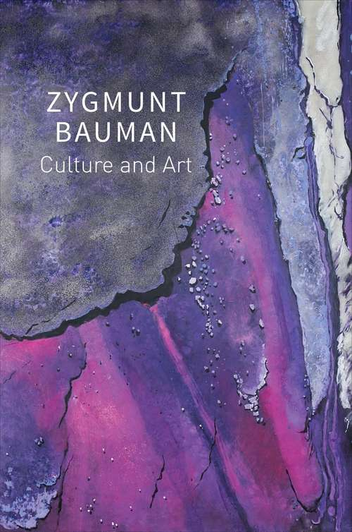 Culture and Art: Selected Writings, Volume 1
