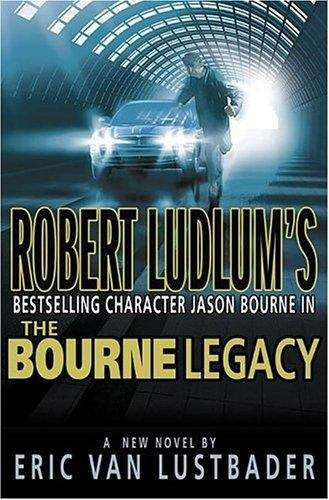 The Bourne Legacy (Bourne #4)