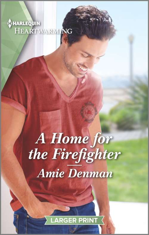 A Home for the Firefighter: A Clean Romance (Cape Pursuit Firefighters #3)
