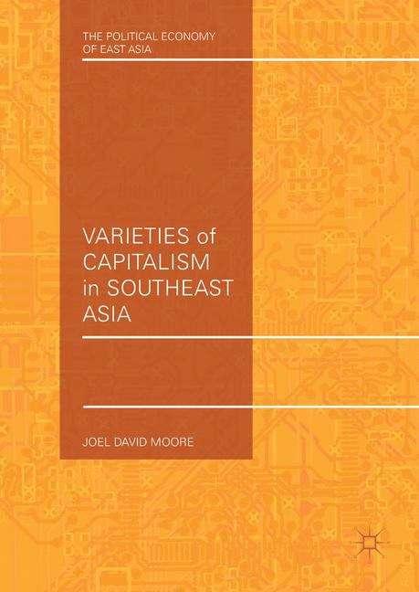 Varieties of Capitalism in Southeast Asia