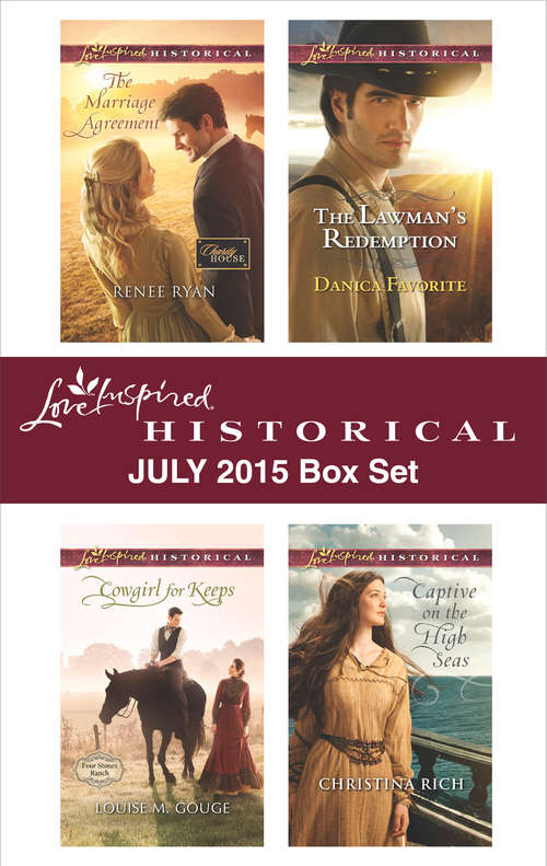 Love Inspired Historical July 2015 Box Set
