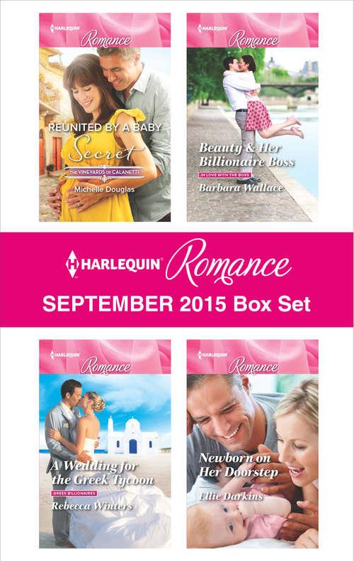 Harlequin Romance September 2015 Box Set