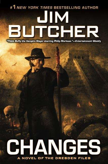 Changes (The Dresden Files, Book #12)
