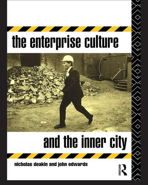 The Enterprise Culture and the Inner City