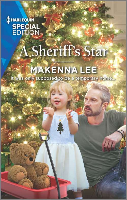 A Sheriff's Star (Home to Oak Hollow #1)