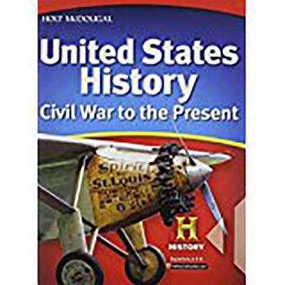 Holt McDougal United States History | Bookshare