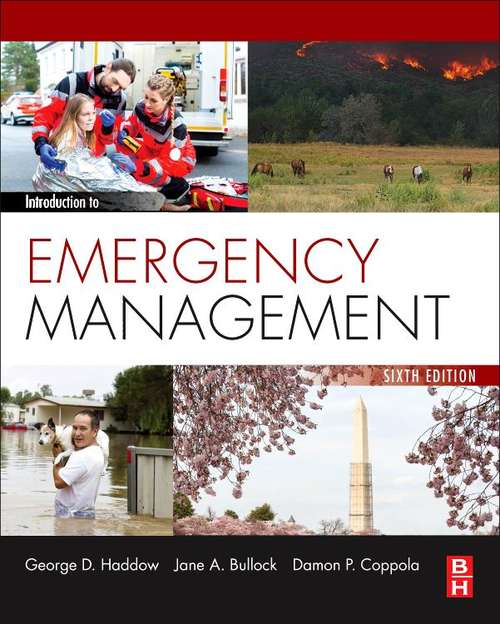 Introduction to Emergency Management (6th Edition)