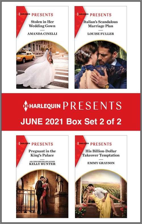 Harlequin Presents - June 2021 - Box Set 2 of 2