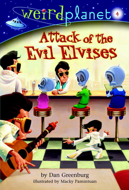 Weird Planet 4: Attack of the Evil Elvises