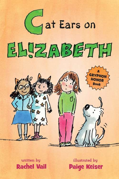 Cat Ears on Elizabeth (A Is for Elizabeth #3)