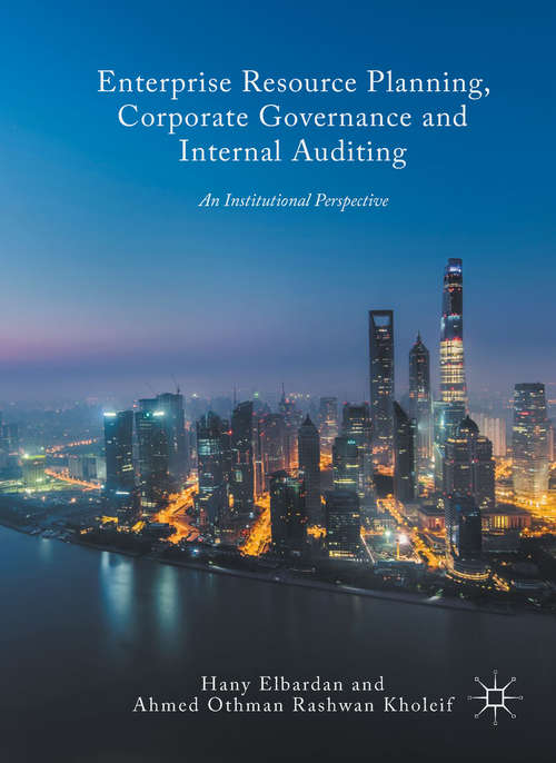 Enterprise Resource Planning, Corporate Governance and Internal Auditing
