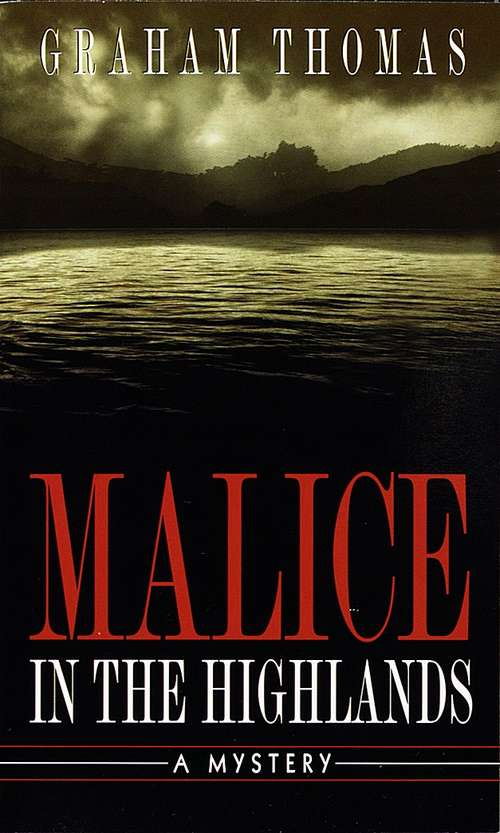 Malice in the Highlands (Erskine Powell #1)