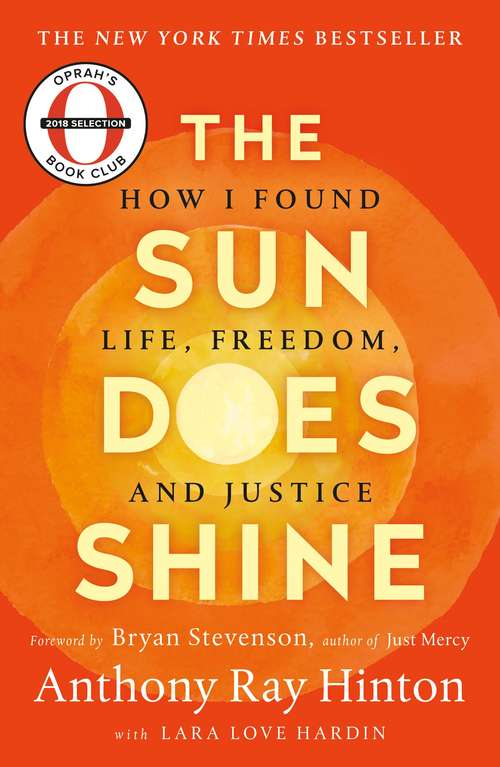 Collection sample book cover The Sun Does Shine: How I Found Life and Freedom on Death Row
