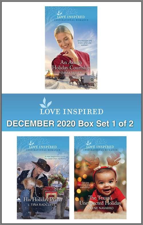 Harlequin Love Inspired December 2020 - Box Set 1 of 2: An Anthology