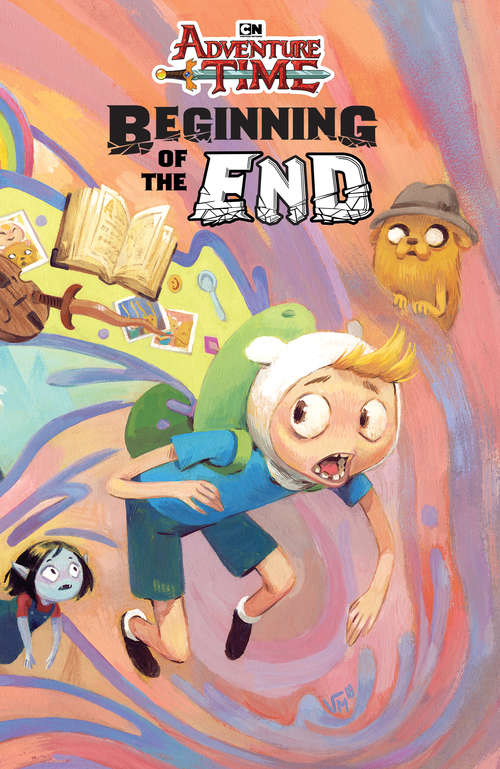 Adventure Time (Planet of the Apes #1 - 3)