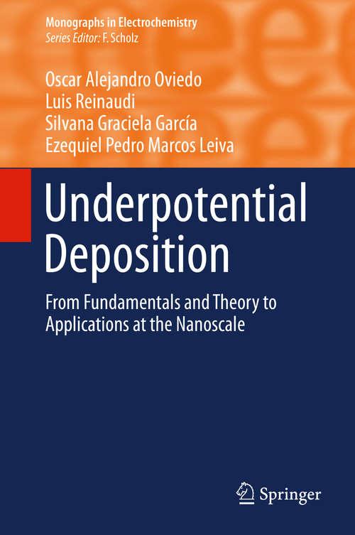 Underpotential Deposition