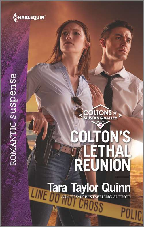 Colton's Lethal Reunion: In His Sights (stealth) / Colton's Lethal Reunion (the Coltons Of Mustang Valley) (The Coltons of Mustang Valley #2)