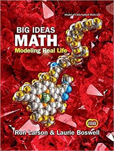 Big Ideas Math: Common Core Grade 7